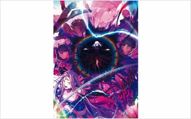 Limited-time collaboration event between Mitsukoshi Department Store and the movie Fate/stay night [Heaven's Feel]